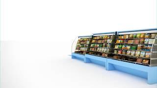Daikin Conveni-Pack è l'unità Inverter per Refrigerare e Climatizzare