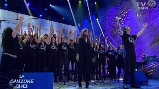 """La Canzone Di Noi - La Gara"" - All Over Gospel Choir - ""Faith"""