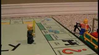 The Monopoly Riot