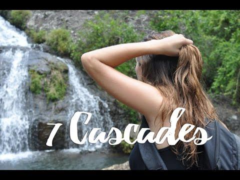 7 Cascades - Mauritius Island