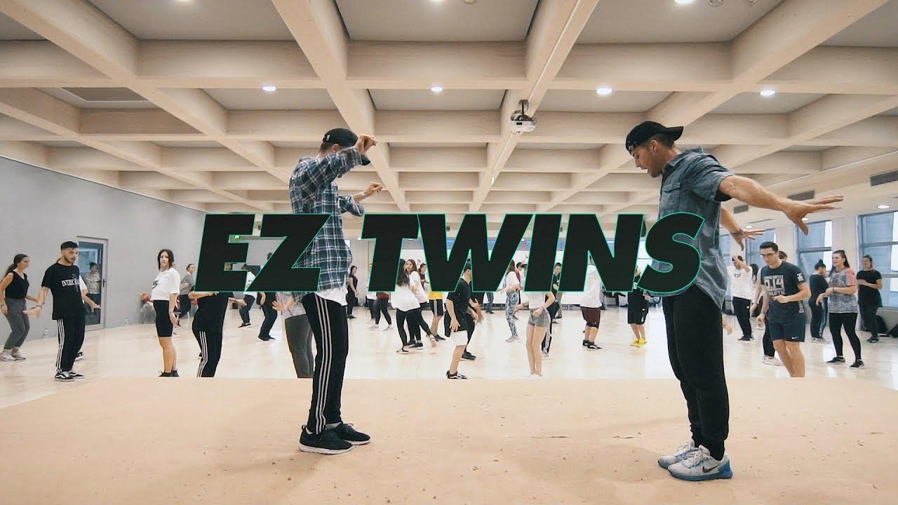 EZtwins // Ave Cesaria  - Stromae // SAF DANCE CAMP 2017