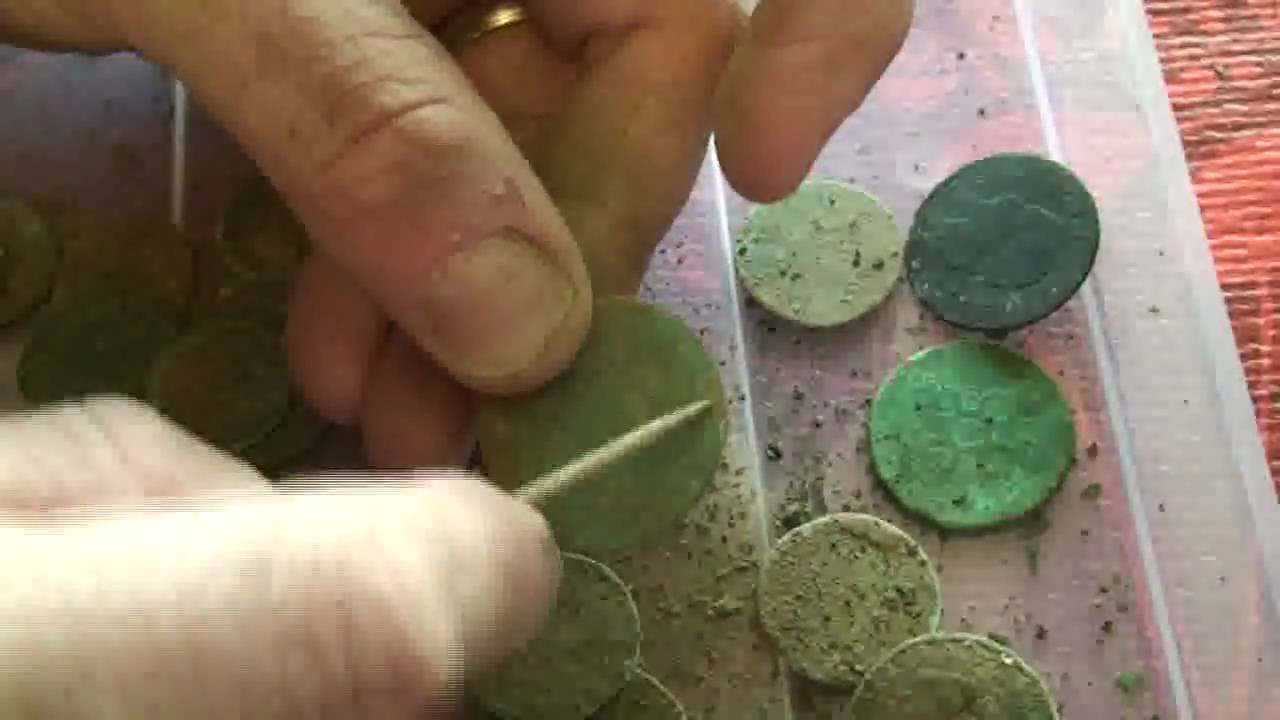 Nettoyer Une Piece Coin Cleaning Wmv Youtube