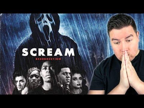 Scream Resurrection Review (SCREAM REBOOT)