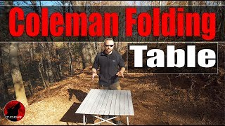 Worth $30? - Coleman Folding Table - Overland and Car Camping