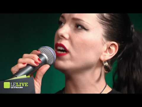 Imelda May - Tainted Love ( Reprise de Gloria Jones ) - Le Live