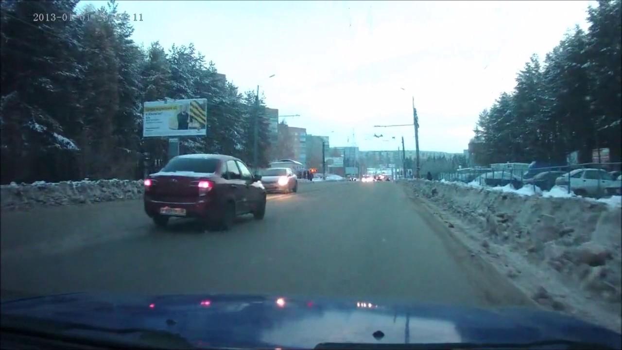 ДТП в Ижевске 1