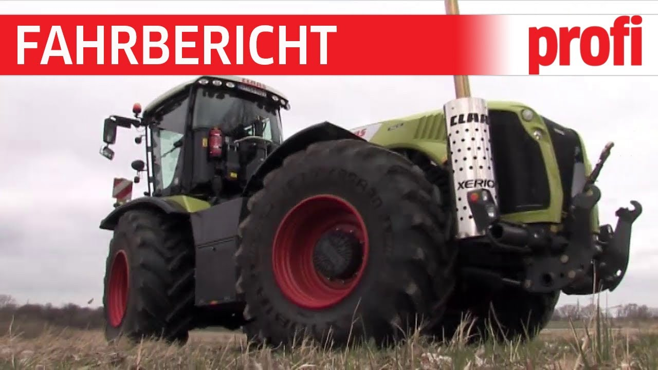 Claas Xerion 5000 Hd