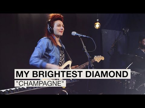 "My Brightest Diamond - ""Champagne"" 