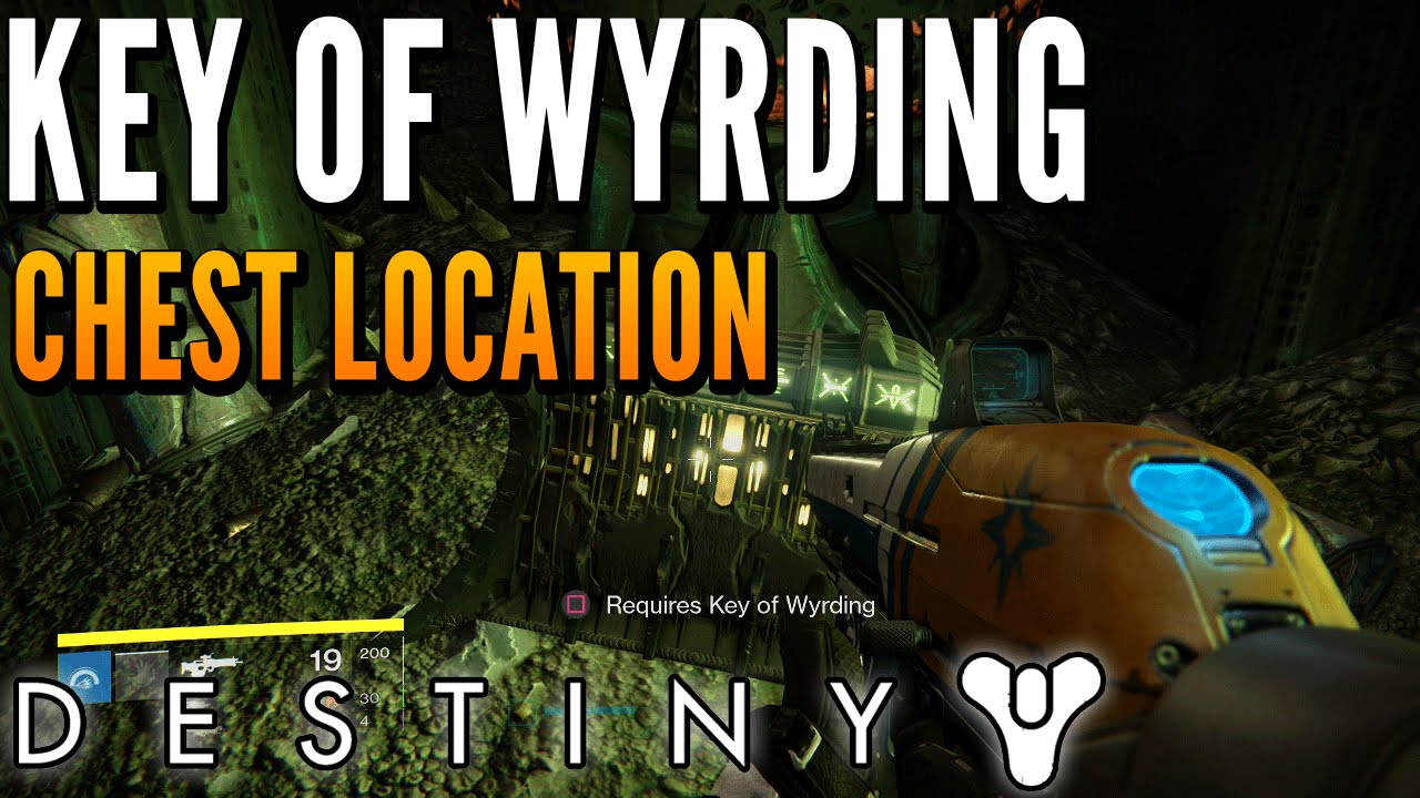 maxresdefault - How To Get The Key Of Wyrding In Destiny