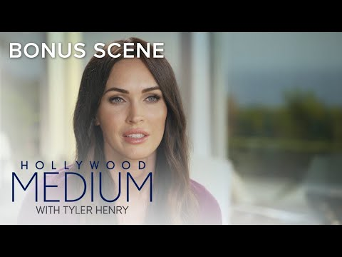 Tyler Henry Connects Megan Fox With Her Grandmother | Hollywood Medium With Tyler Henry | E!