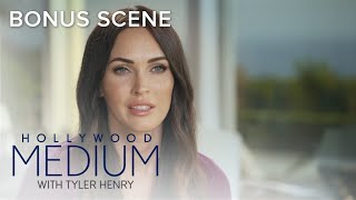 Tyler Henry Connects Megan Fox With Her Grandmother   Hollywood Medium with Tyler Henry   E!
