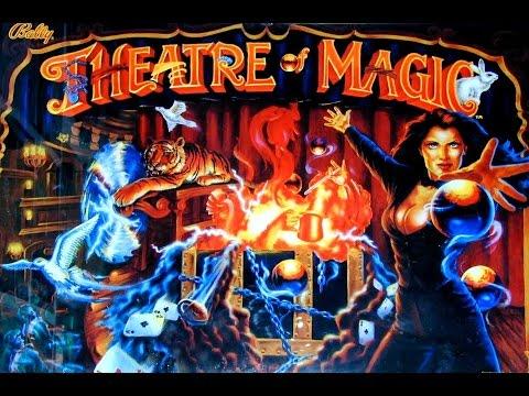 Brett and Michael Play Theatre of Magic