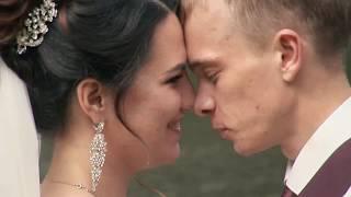 Красивая свадьба Александра и Натальи (Орёл 2017)