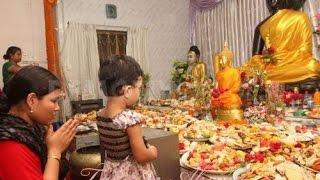 Buddist song Poboro mondire By Appi Barua Bangla