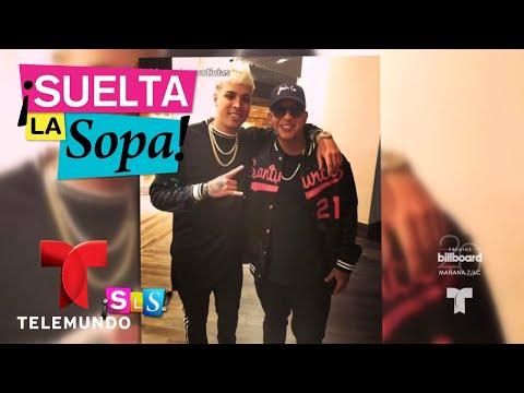 Daddy Yankee se prepara para los Premios Billboard 2018 | Suelta La Sopa | Entretenimiento