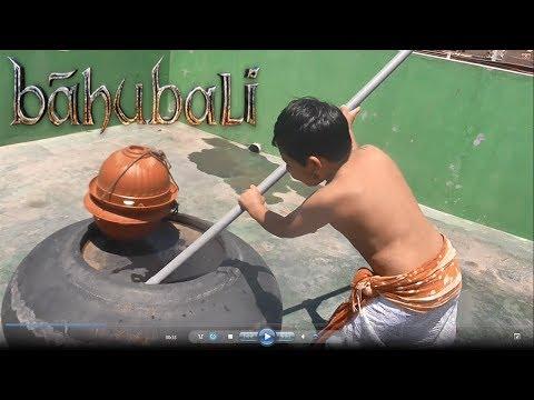 Bahubali Parody Song Sivuni Aana (Bag Bali)