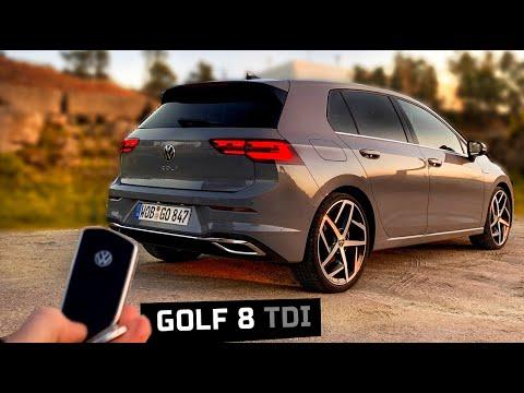 Nouvelle Golf 8 2020 150 TDI En Attendant La GTD