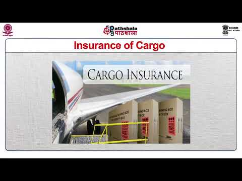 Cargo liability, insurance and foreign trade licenses for export and import