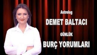 TERAZİ Burcu Astroloji Yorumu -08 Ekim 2013- Astrolog DEMET BALTACI - astroloji, astrology