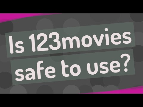 Is 123movies Safe To Use?