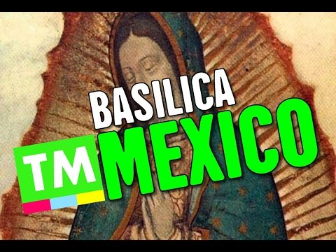 The INCREDIBLE Basilica of Our Lady of Guadalupe   Mexico City