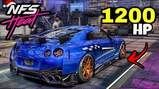 Need for speed: Heat   Nissan GT-R R35 NISMO. - Tunagem!