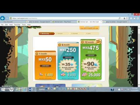 How to Get A Cheap Membership on Animal Jam no Hack/Download