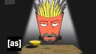 Are You Enjoying Our Little Game? | Aqua Teen Hunger | Adult Swim