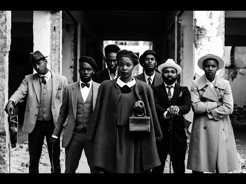 South African Fashion Movement Khumbula Creates Gorgeous Vintage Photos