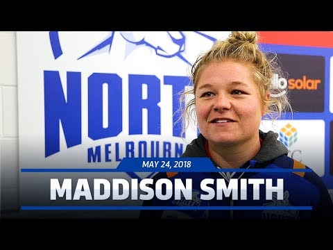 Maddison Smith interview (May 24, 2018)