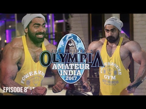 Coach Biki Singh Train Your Mind And The Body Will Follow ! Road To Olympia (India) Episode 8