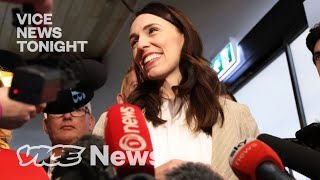 Jacinda Ardern Defeated COVID in New Zealand and Got Re-Elected in a Landslide