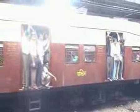 Bombay metro system...Hell!