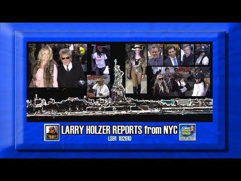 Larry Holzer Reports From NYC 102610 L591