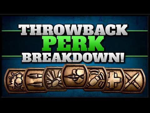When NOT to use Stopping Power! | Throwback Perk Breakdown! (CoD WW2)