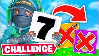 THE SCORECARD CHALLENGE! (very hard)