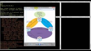 EIGRP-OSPF Redistribution