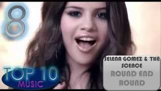 Top 10 Songs by Selena Gomez