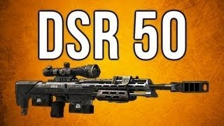 BO2 Zombies: Amelioration du DSR.50