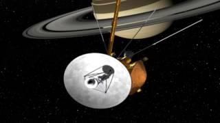 Cassini-Huygens Mission to Saturn -