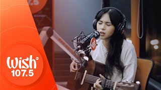 "Clara Benin performs ""It's Okay"" LIVE on Wish 107.5 Bus"