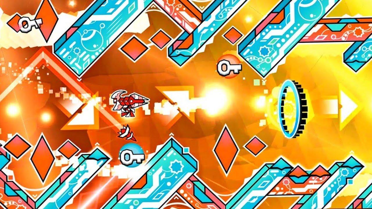 Download (Extreme Demon) ''Epsilon'' 100% by Team Proxima | Geometry Dash [2.11]