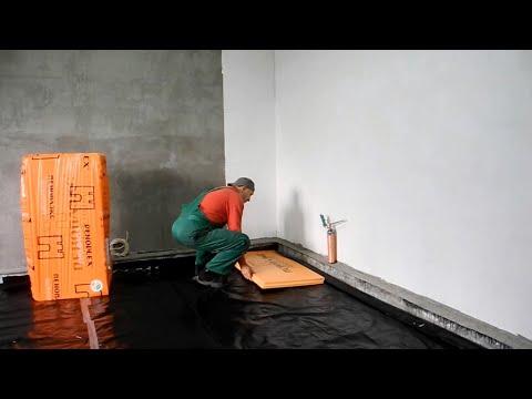 Как сделать правильную гидроизоляцию пола в своем доме