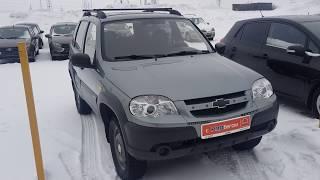 Купить Шевроле Нива (Chevrolet Niva) 2012 г. с пробегом бу в Балаково Автосалон Элвис Trade in центр