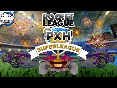 ROCKET LEAGUE PRO - START PXH SUUUUPERLEAGUE - Rocket League thumbnail