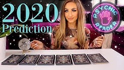 2020 Year PREDICTION 🔮(PICK A CARD) 🔮