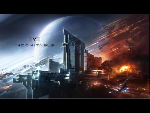 EVE Echoes - Indomitable Trailer
