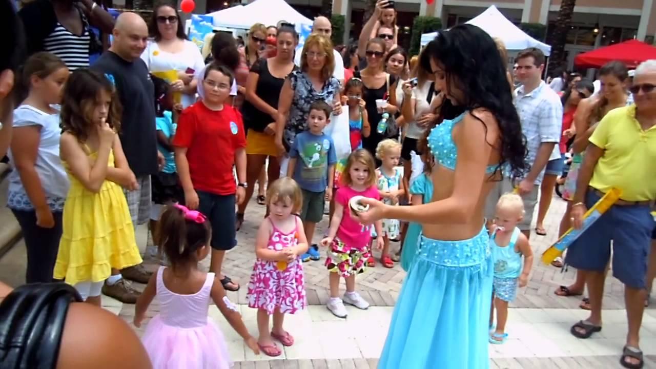 Cheeky Belly Dancer West Palm Beach South Florida Lauren
