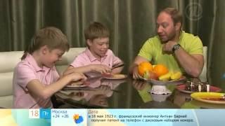 """Сюжет """"Карьера или ребенок"""", программа """"Доброе Утро"""", Первый Канал"""