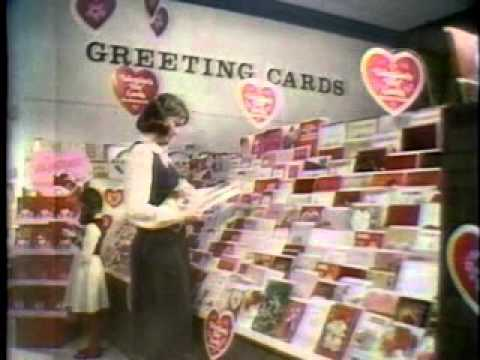 Giant Food/Pharmacy, Ambassador greeting cards ad from 1984